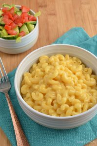 Quick Mac and Cheese
