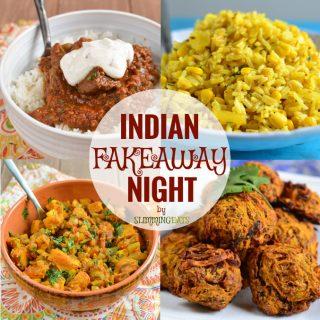 Indian Fakeaway Night