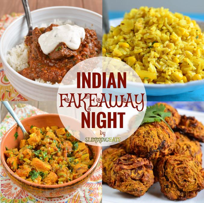 Indian fakeaway night slimming world recipes slimming eats Slimming world at home