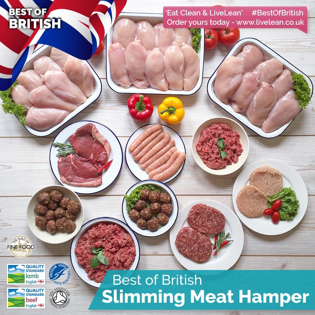 Offer Livelean Slimming Meat Bundle Slimming World