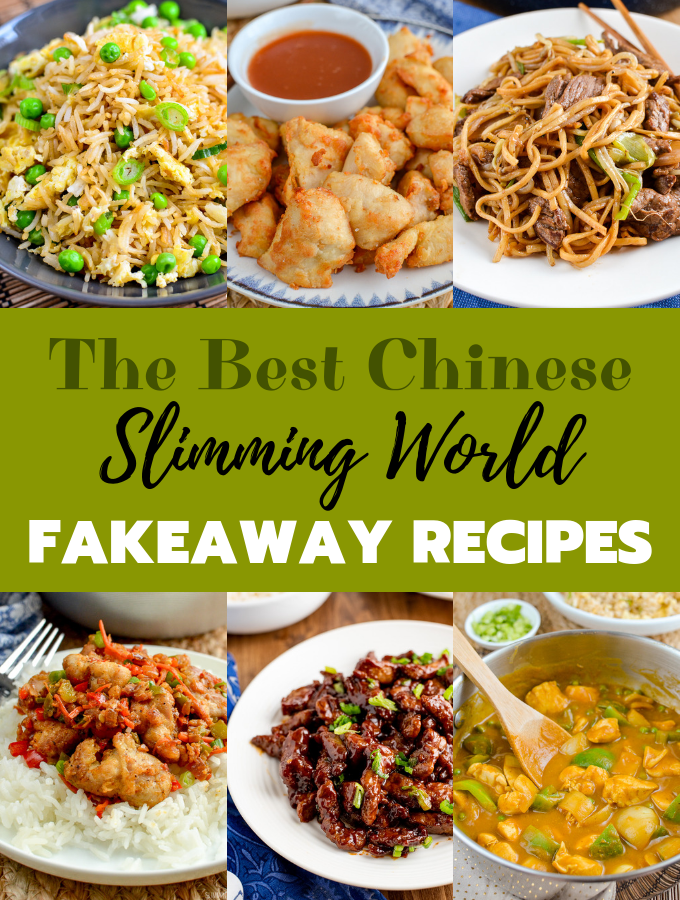 The Best Chinese Fakeaway Recipes Slimming Eats Slimming