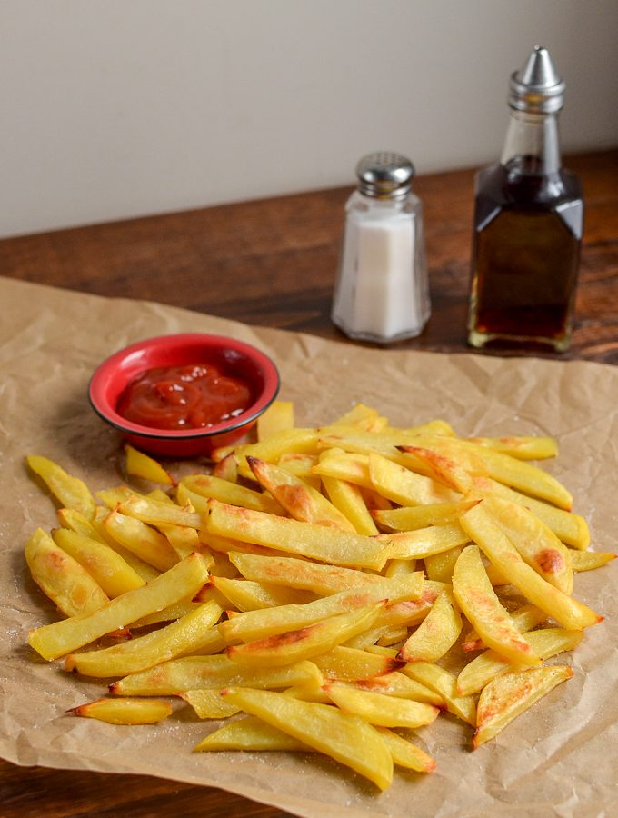 The Perfect Syn Free Chip Shop Chips | Slimming World
