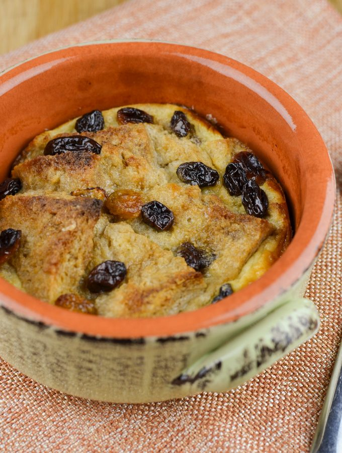 Low Syn Bread and Butter Pudding