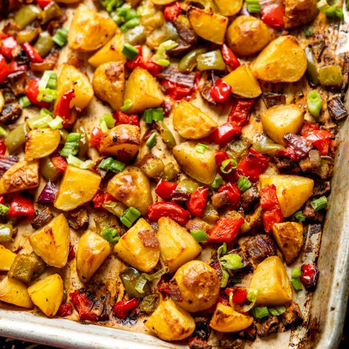 Syn Free Breakfast Potatoes