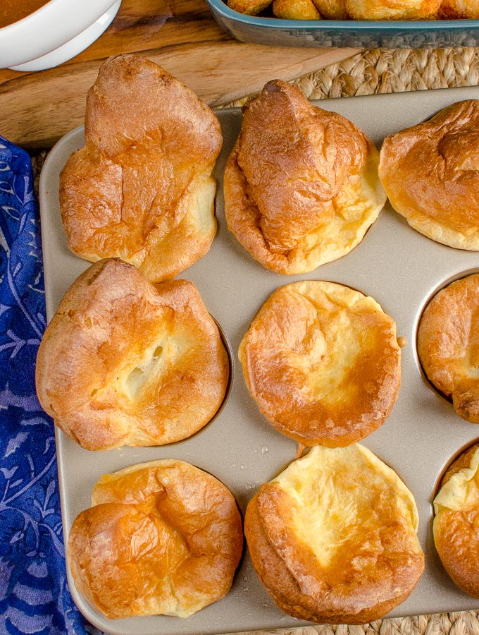 1 SYN Yorkshire Puddings | Slimming World