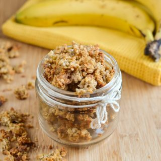 Low Syn Healthy Banana Granola