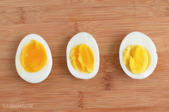 Slimming Eats Instant Pot Boiled Eggs - gluten free, dairy free, vegetarian, paleo, whole30, Slimming World and Weight Watchers friendly