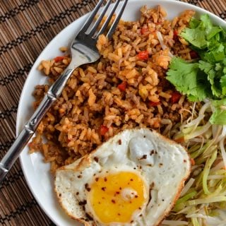 Low Syn Nasi Goreng – Indonesian Rice