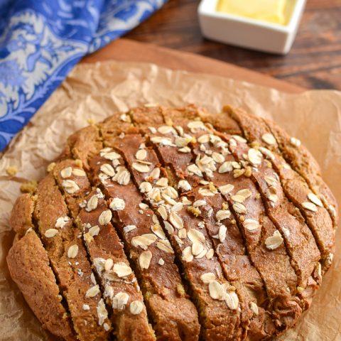 Gluten Free Soda Bread | Slimming World