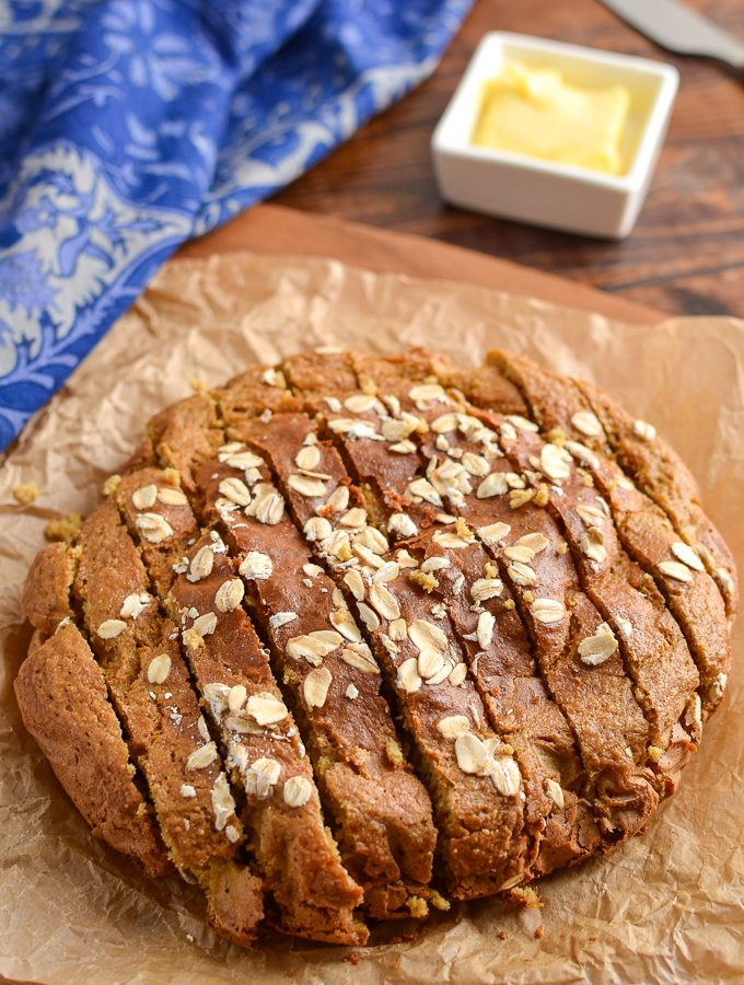 Healthy Extra Gluten Free Soda Bread | Slimming World