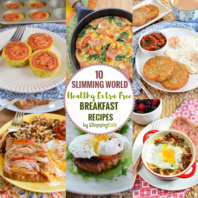 10 Healthy Extra Free Slimming World Breakfasts Slimming