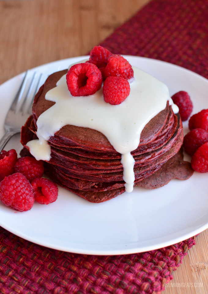 Slimming Eats 6 Must Try Low Syn Pancake Recipes - perfect for Pancake day or whenever you fancy pancakes. Slimming World and Weight Watchers friendly