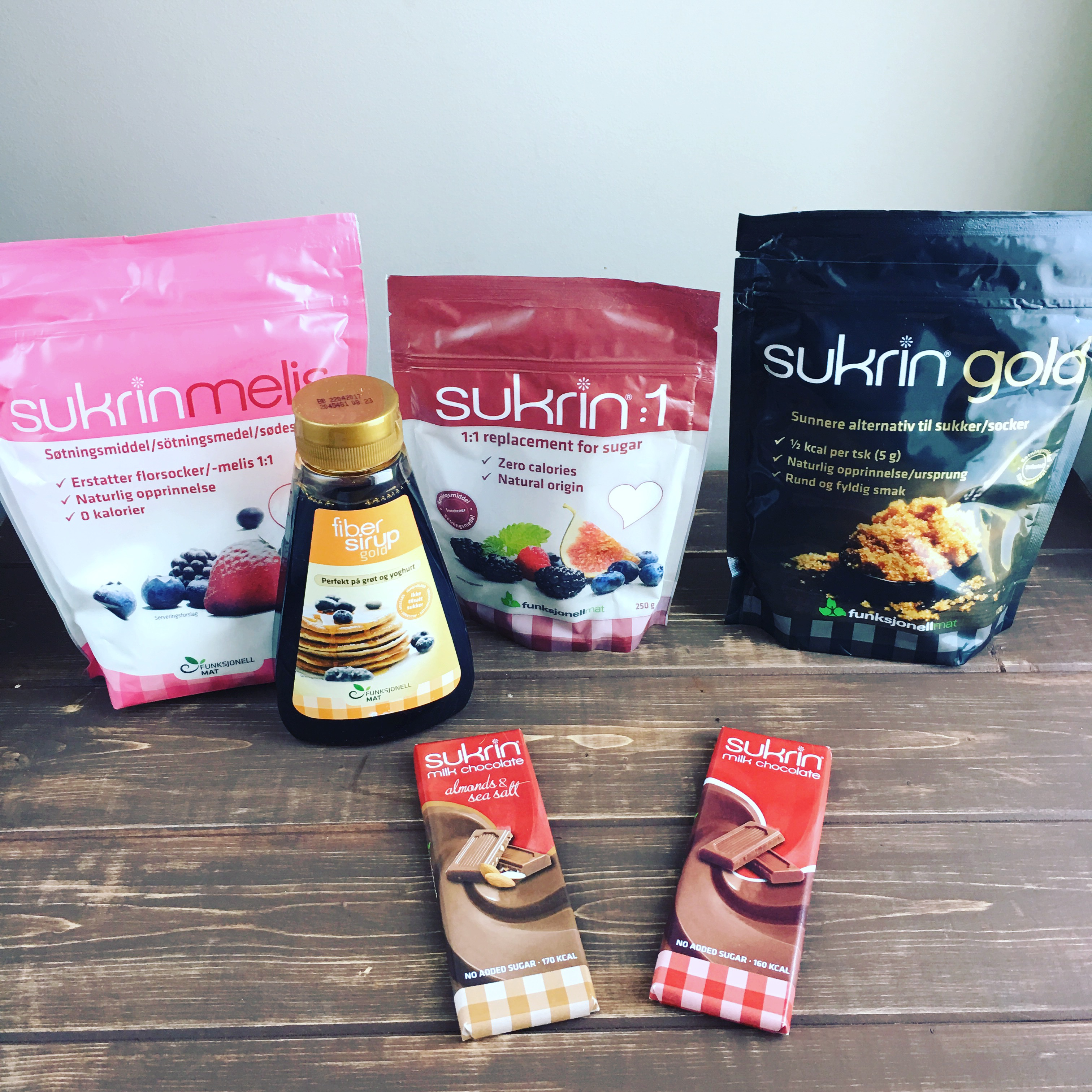 Slimming Eats Sukrin Review - gluten free, dairy free, vegetarian, Slimming World and Weight Watchers friendly