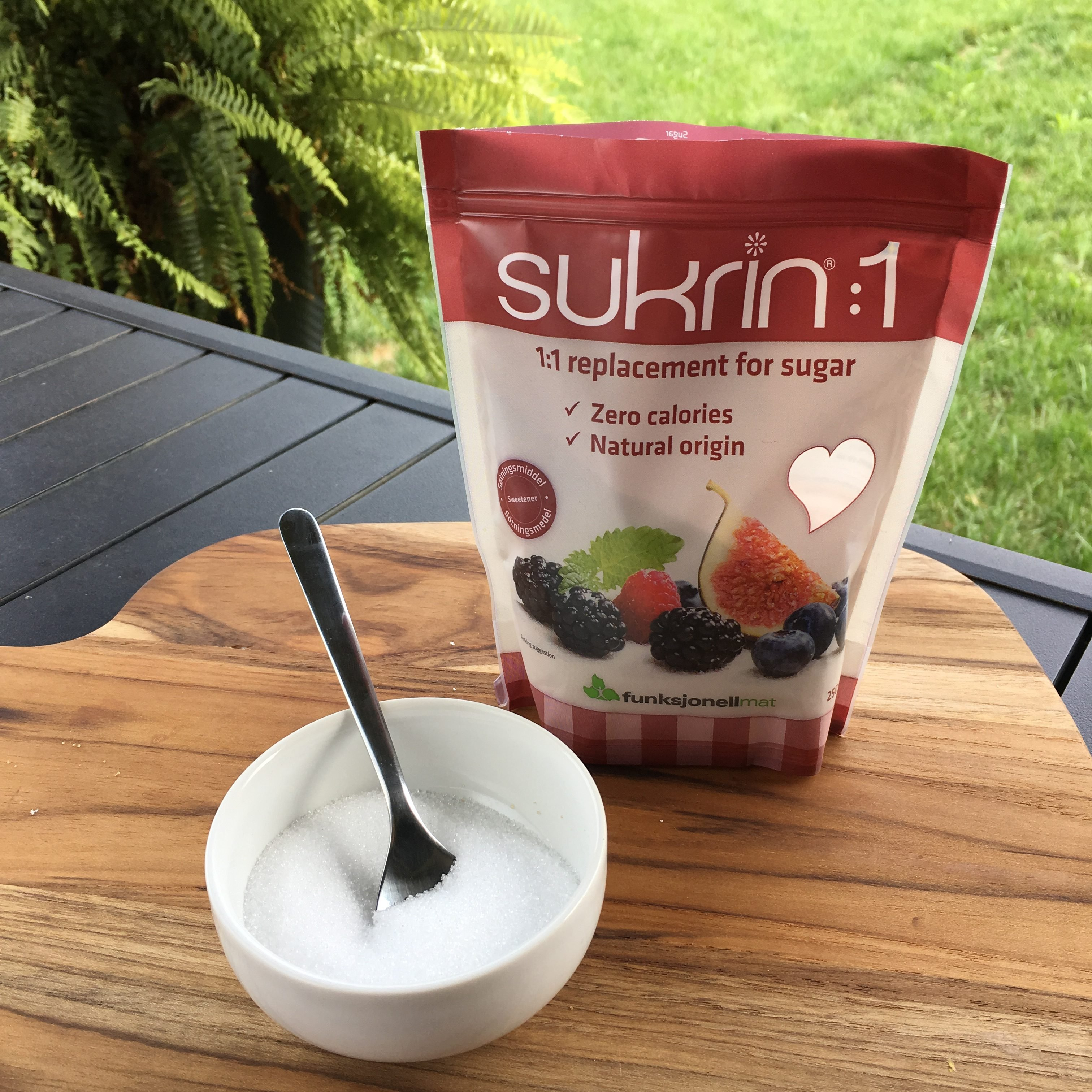 Slimming Eats Sukrin Review - Sukrin:1 - gluten free, dairy free, vegetarian, Slimming World and Weight Watchers friendly