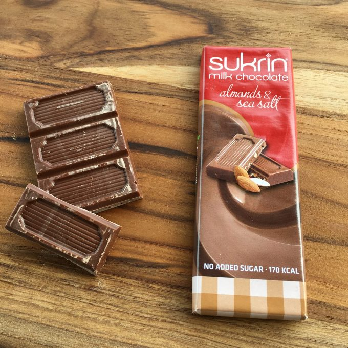 Sukrin Review - Sukrin Chocolate - gluten free, dairy free, vegetarian, Slimming World and Weight Watchers friendly