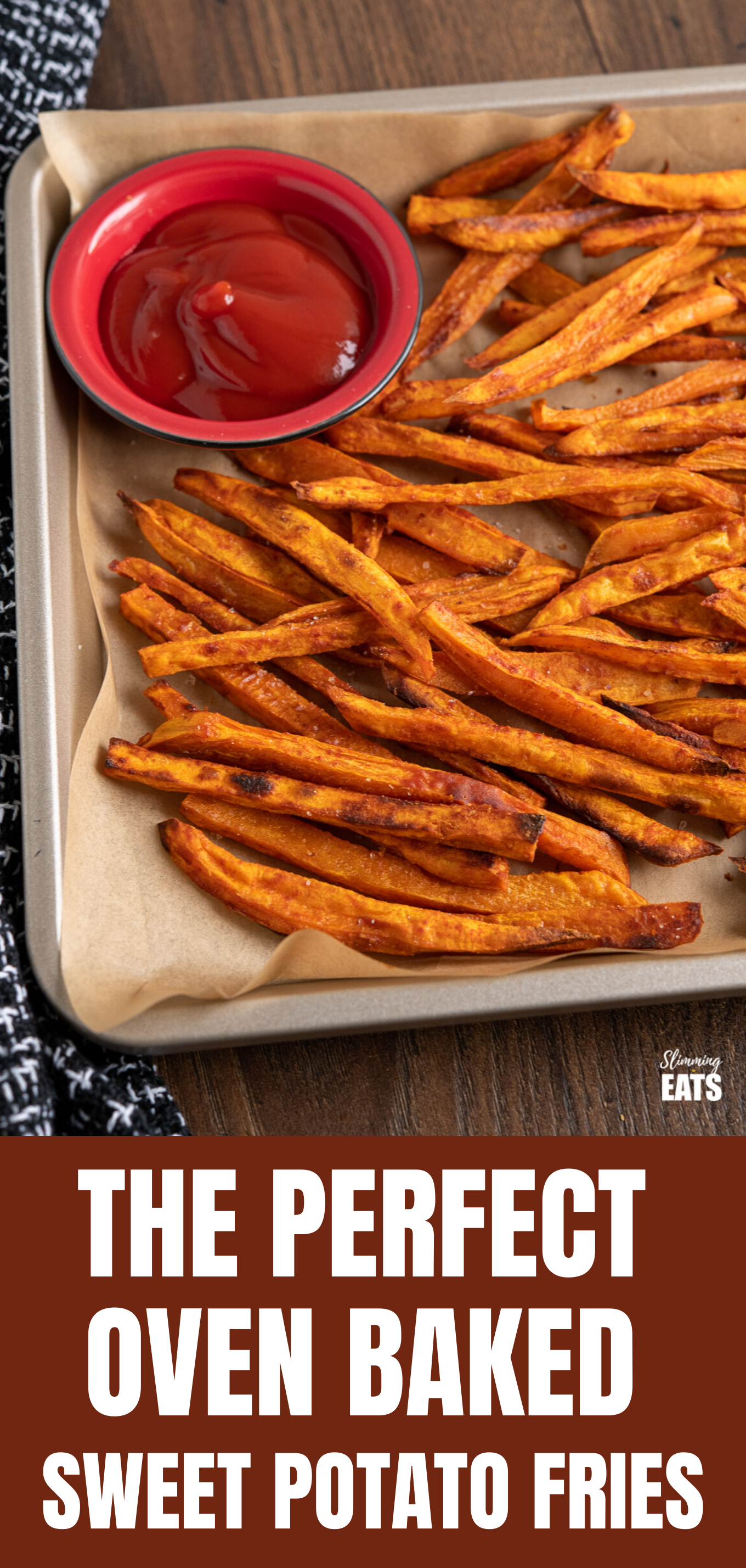 Sweet Potato Fries feature pin image