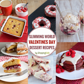 6 Delicious Low Syn Valentines Day Dessert Recipes