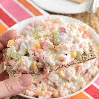 Low Syn Seafood Salad
