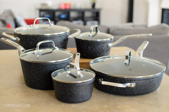 Review – Starfrit Heritage The Rock Cookware