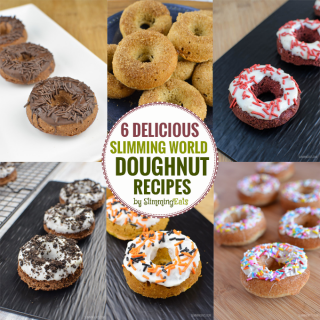 6 Delicious Slimming World Doughnut Recipes
