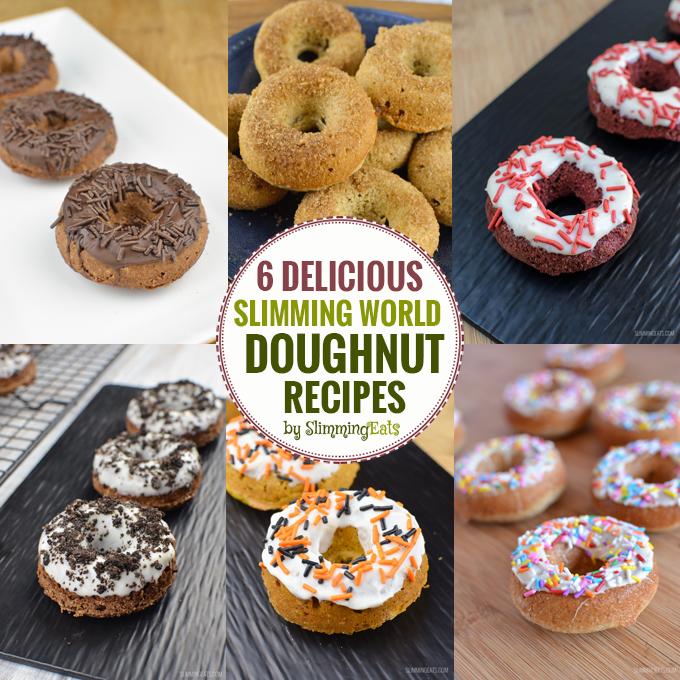 6 Delicious Slimming World Doughnut Recipes Slimming