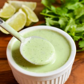 Syn Free Cilantro Lime Dressing