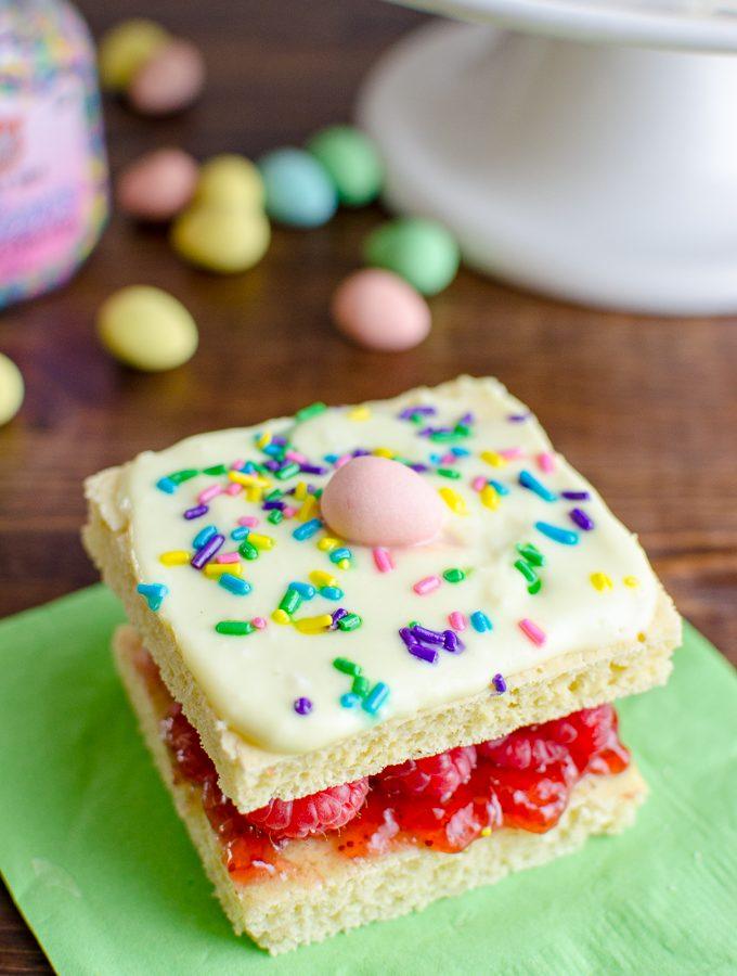 Low Syn Mini Egg Sponge Cake | Slimming World