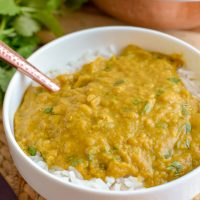 Low Syn Easy Red Lentil Dhal | Slimming World