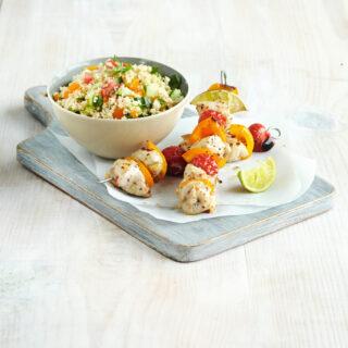Syn Free Piri Piri Chicken Salad