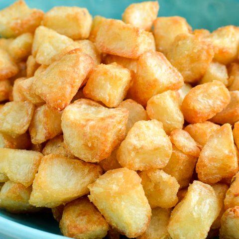 Syn Free Extra Crispy Potatoes