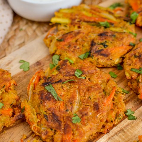 Healthy Delicious Vegetable Pakora | Slimming World