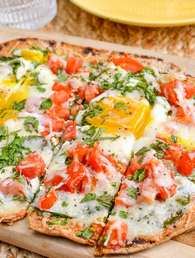 Syn Free Breakfast Pizza