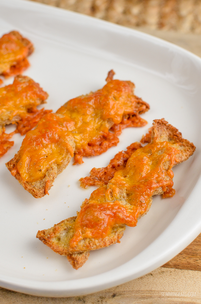 Slimming Eats Syn Free Cheese Twists - vegetarian, Slimming World and Weight Watchers friendly