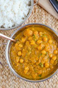 Butternut Squash Chickpea Curry (Vegan)   Slimming World ...