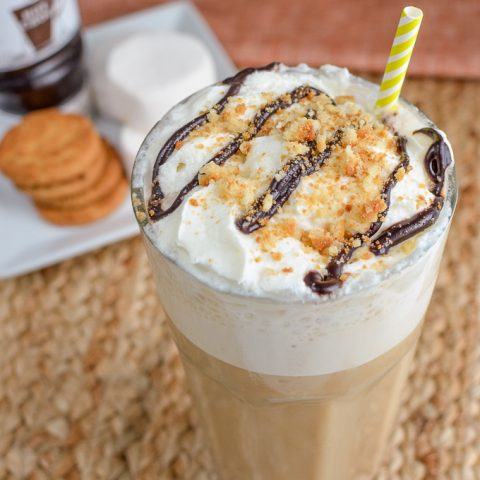 Low Syn S'mores Frappucino