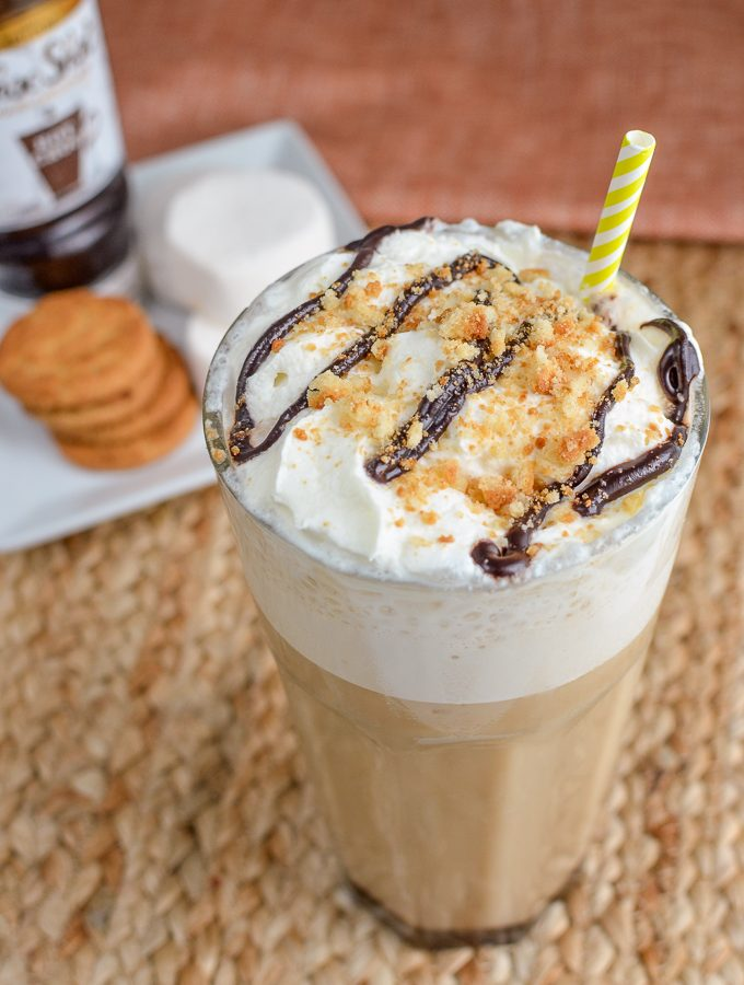 Low Syn S'mores Frappuccino