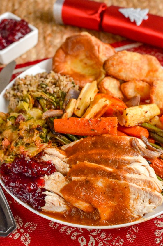 The Perfect Low Syn Christmas Dinner   Slimming World