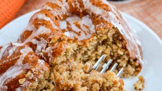 Gingerbread Baked Oats