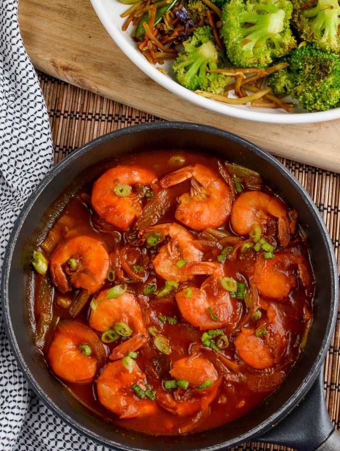 Syn Free Sweet and Sour Shrimp | Slimming World