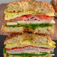 Almost Syn Free Bagels