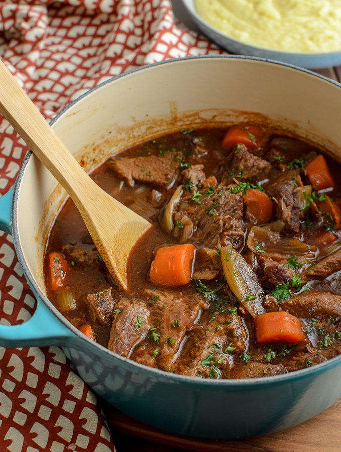 Low Syn Slow Cooker Guinness Beef Brisket | Slimming World
