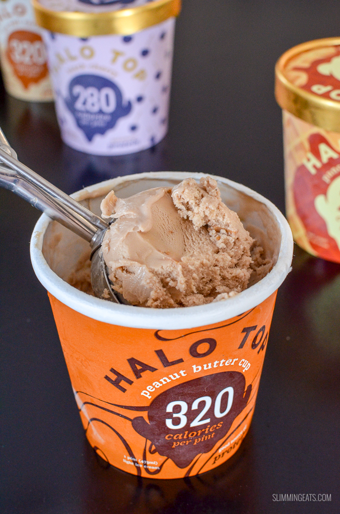 The UK Has Been Going Crazy Over A Certain New Frozen Treat Called Halo Top Ice