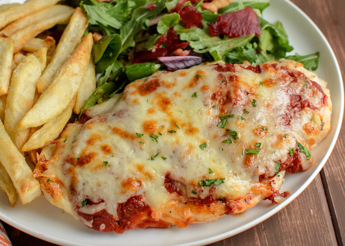 Syn Free Pizza Chicken Slimming World Recipes
