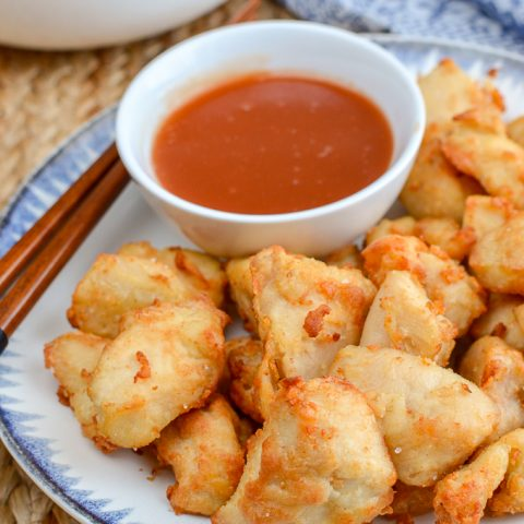 Actifry Sweet and Sour Chicken Bites