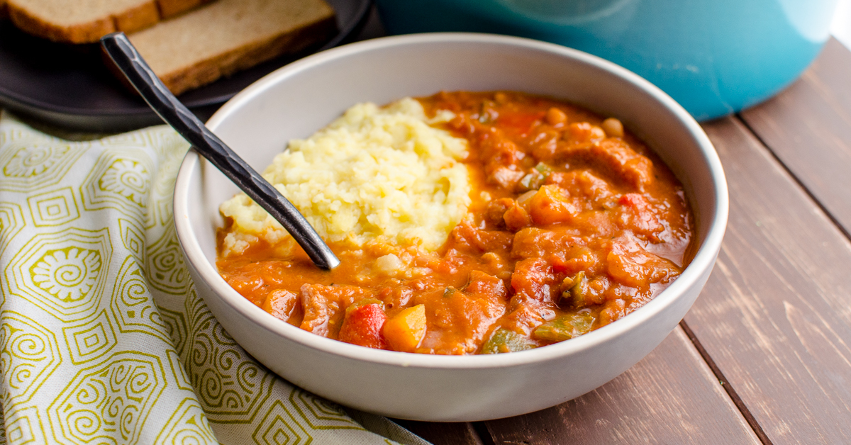 Syn Free One Pot Campfire Stew Slimming World Recipes
