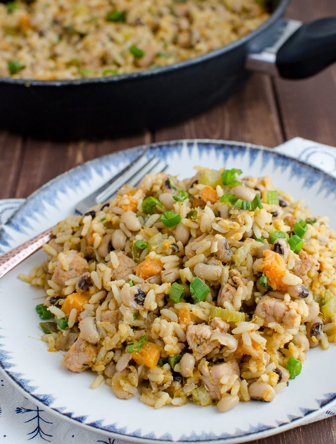 One Pot Southern Hoppin John | Slimming World