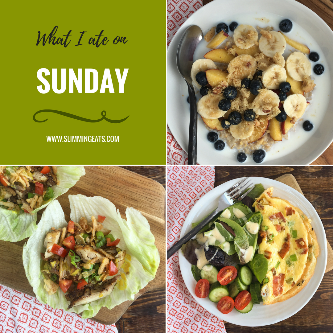 What I Ate This Week on Slimming World – Week 3 – See what I ate for week two with my full food diary including my weight loss. This is so much better than just a basic Meal Plan because you will see the food exactly how it was made and enjoyed. | www.slimmingeats.com #slimmingworld #fooddiary #whatiatethisweek