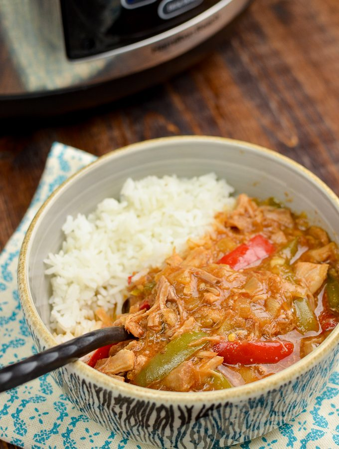 Slow Cooker Pineapple Pork | Slimming World