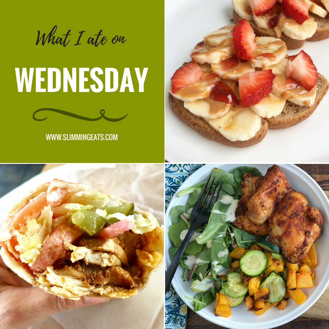What I Ate This Week on Slimming World – Week 5 – My new addition to the blog, where I will share my weekly food diary. This is so much better than just a basic Meal Plan because you will see the food exactly how it was made and enjoyed.