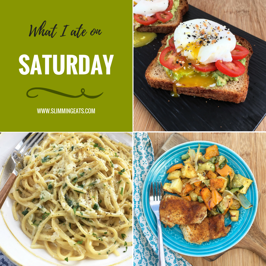 What I Ate This Week on Slimming World – Week 6 – My new addition to the blog, where I will share my weekly food diary. This is so much better than just a basic Meal Plan because you will see the food exactly how it was made and enjoyed.